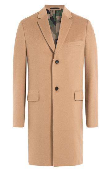 Valentino Camel Hair Coat