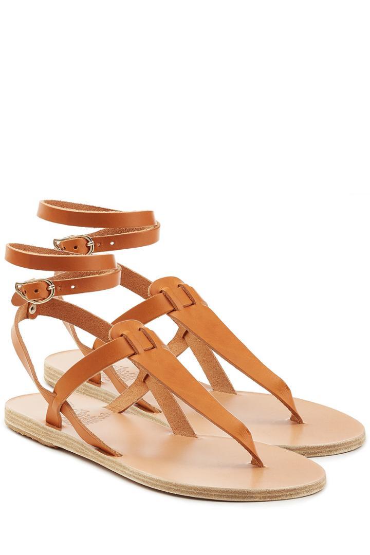 Ancient Greek Sandals Ancient Greek Sandals Leather Sandals
