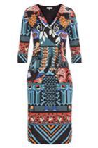 Etro Etro Printed Jersey Dress - Multicolor