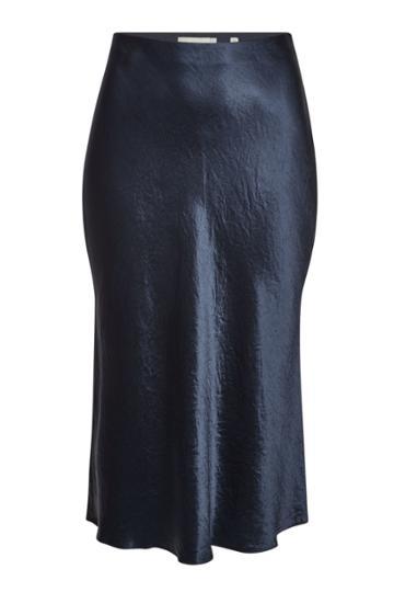 Vince Vince Satin Slip Skirt