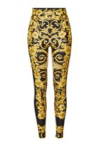 Versace Versace Printed Leggings