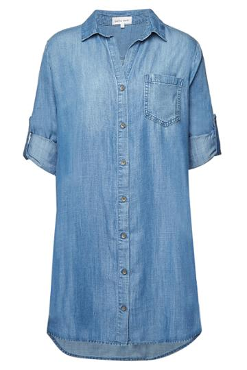 Bella Dahl Bella Dahl Denim Shirt Dress