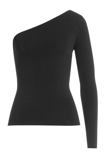 Theory Theory One Shoulder Top