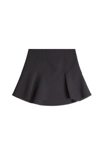 Alexander Wang Alexander Wang Flared Skirt - Black