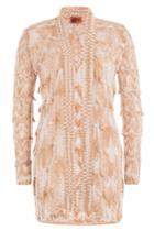Missoni Missoni Knit Cardigan With Wool