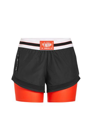 P.e. Nation P.e. Nation The Deadlift Shorts