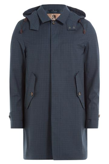 Sealup Sealup Wool Coat - Blue