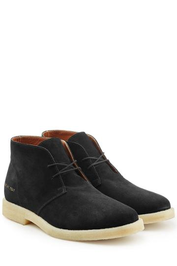 Common Projects Common Projects Suede Chukka Boots