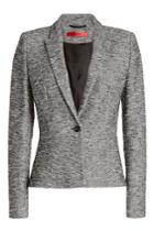 Hugo Hugo Textured Cotton Blazer