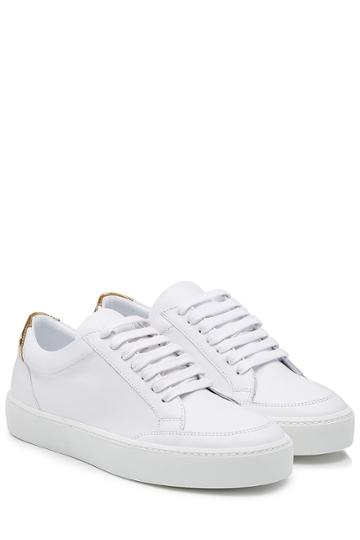 Burberry Burberry Leather Sneakers