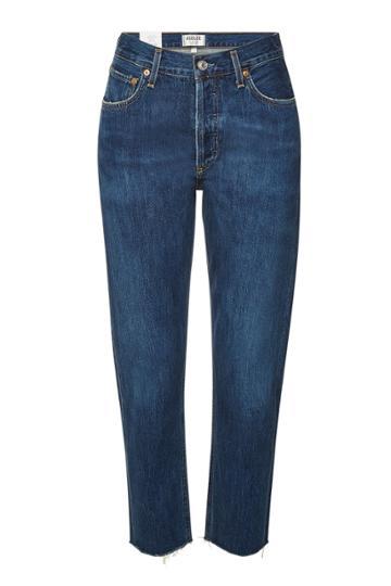 Agolde Agolde Jamie Straight Leg Jeans