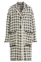 Rochas Rochas Virgin Wool Coat - Multicolor