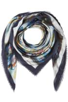 Burberry Burberry Printed Cotton Scarf