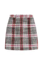 Carven Carven Skirt With Virgin Wool