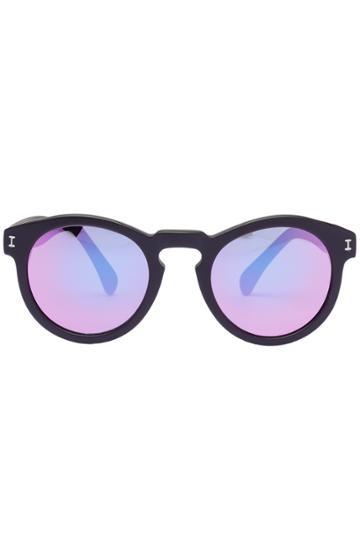 Illesteva Illesteva Leonard Sunglasses - Black
