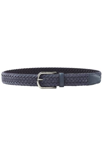 Tod's Tod's Suede Belt - Blue