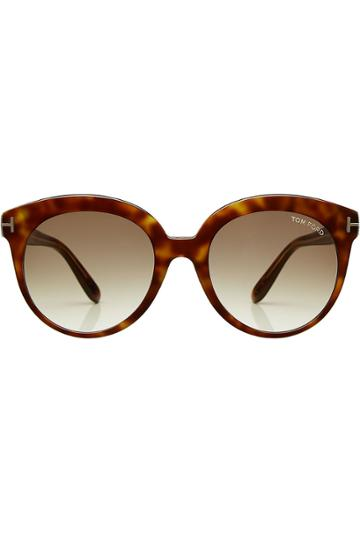 Tom Ford Tom Ford Printed Sunglasses