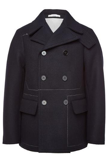 Jil Sander Jil Sander Rockford Wool Coat