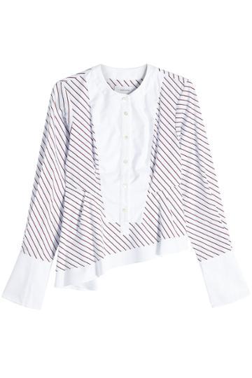 Carven Carven Asymmetric Cotton Shirt