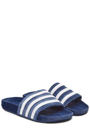Adidas Originals Adidas Originals Adilette Velvet Slides