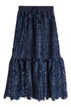 See By Chlo See By Chlo Lace Skirt