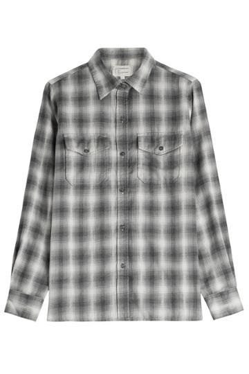 Current/elliott Current/elliott Checked Shirt - None