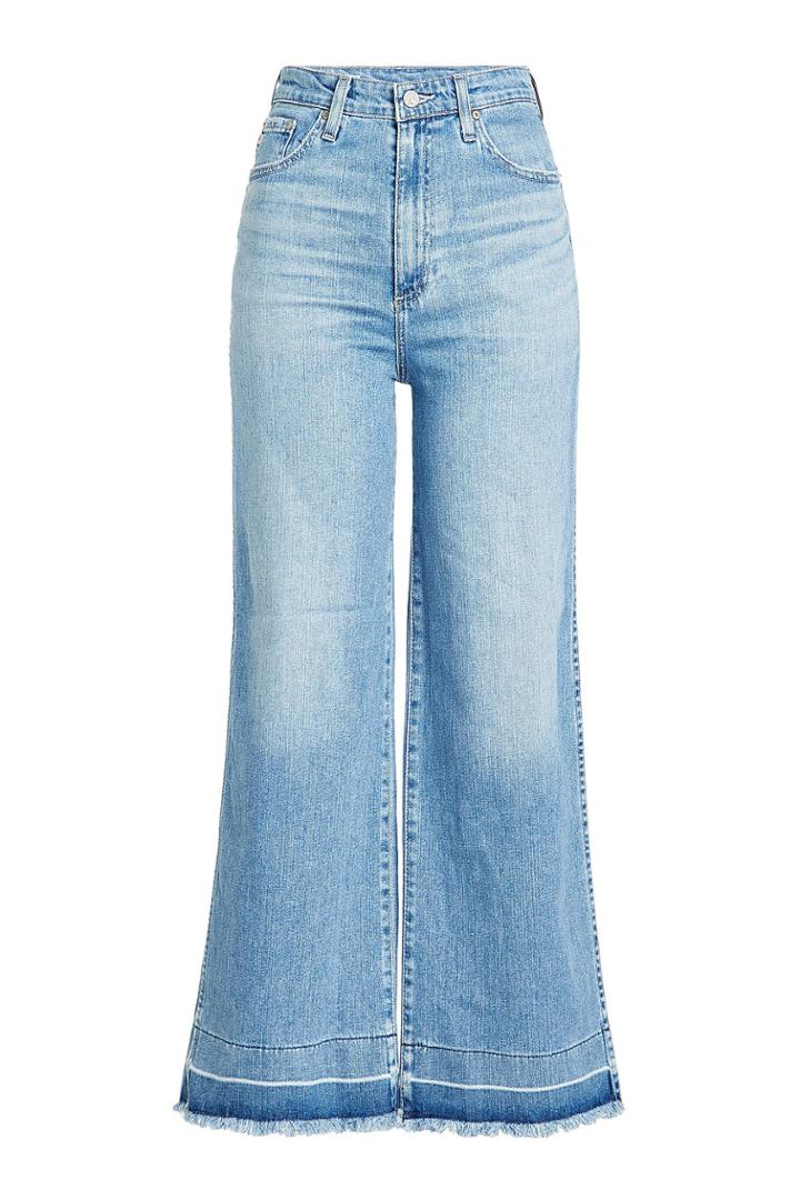 Adriano Goldschmied Adriano Goldschmied High-waisted Flared Jeans - Blue