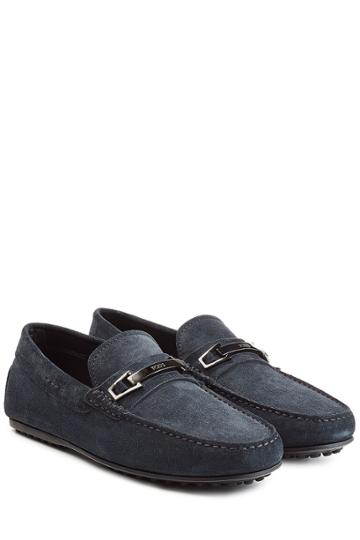 Tod's Tod's Suede Loafers