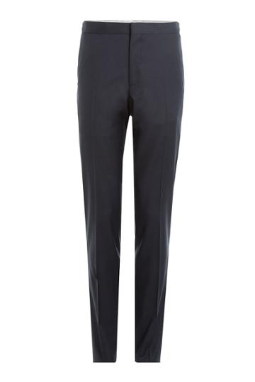 Burberry Brit Burberry Brit Wool Trousers - Blue