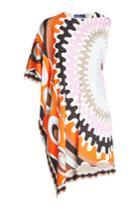 Emilio Pucci Emilio Pucci Printed Asymmetric Dress