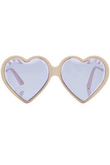Gucci Gucci Heart Sunglasses
