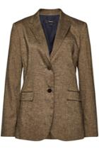 Theory Theory Blazer With Linen