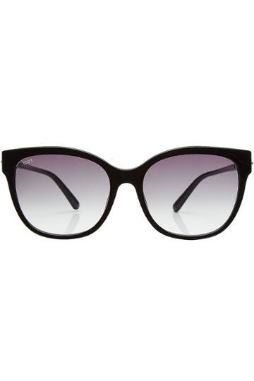 Tod's Tod's Oversize Square Sunglasses