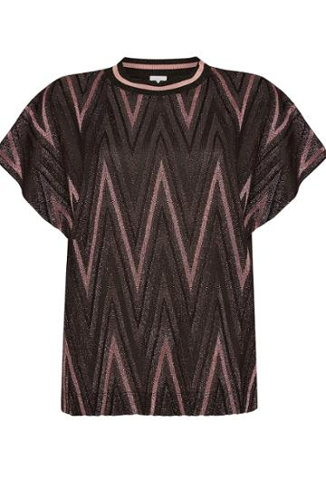 M Missoni M Missoni Top With Cotton