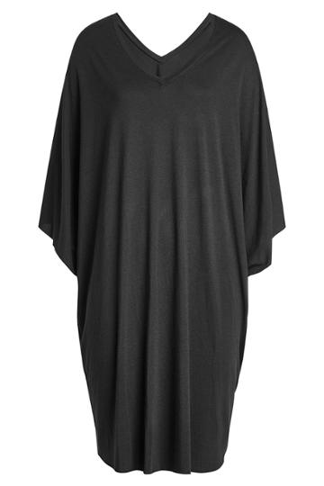American Vintage American Vintage Jersey Dress With Cotton