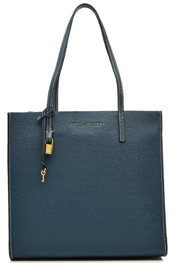 Marc Jacobs Marc Jacobs Grind Leather Tote