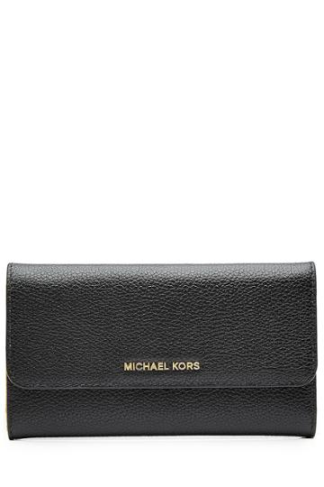Michael Michael Kors Michael Michael Kors Jet Set Leather Wallet