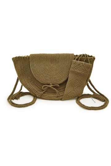 Sophie Anderson Sophie Anderson Knit Shoulder Bag