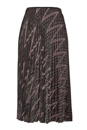 M Missoni M Missoni Pleated Maxi Skirt