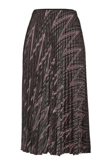 M Missoni M Missoni Pleated Maxi Skirt