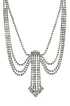 Marc Jacobs Marc Jacobs Statement Crystal Necklace