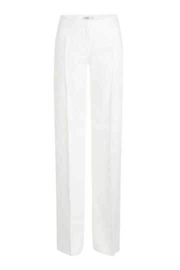 Max Mara Max Mara Gerry Tailored Linen Pants