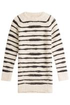 Zadig & Voltaire Zadig & Voltaire Striped Pullover With Wool And Alpaca