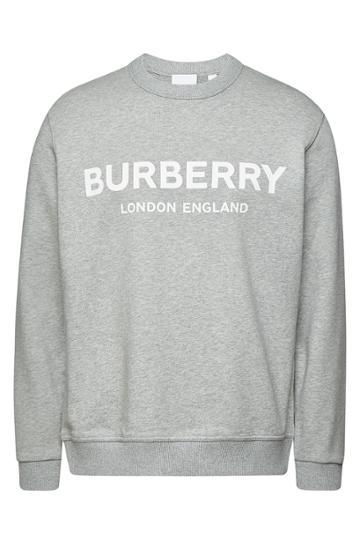 Burberry Burberry Cotton Lexstone Sweatshirt