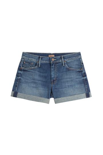 Mother Mother Denim Shorts