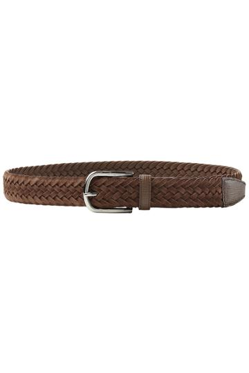 Tod's Tod's Suede Belt - Brown