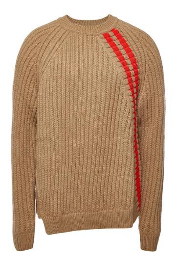Jil Sander Jil Sander Fleece Wool Pullover