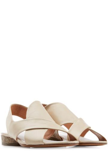 Maison Martin Margiela Leather Sandals