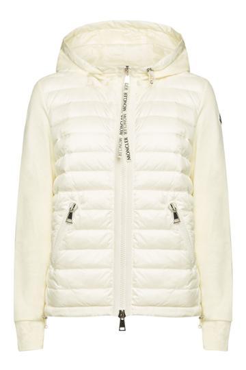 Moncler Moncler Zip Front Sweatshirt