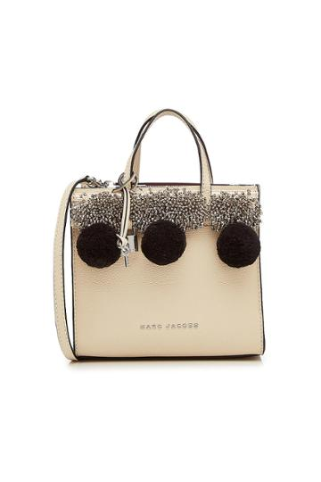 Marc Jacobs Marc Jacobs The Beads & Pompoms Mini Grind Bag